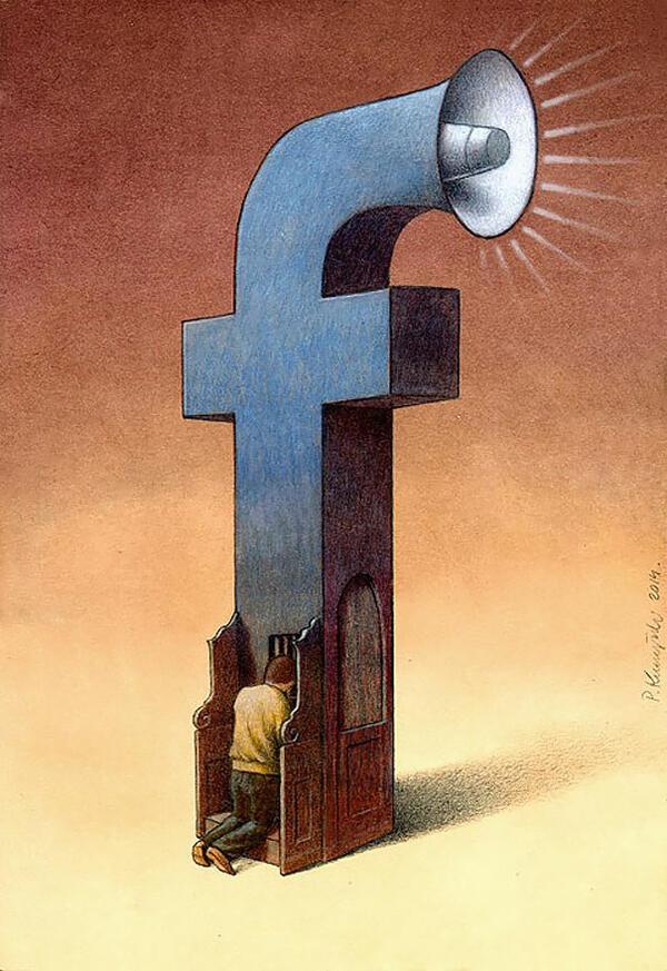 Брутални илюстрации отварят очите ни за проблемите на модерния свят!
