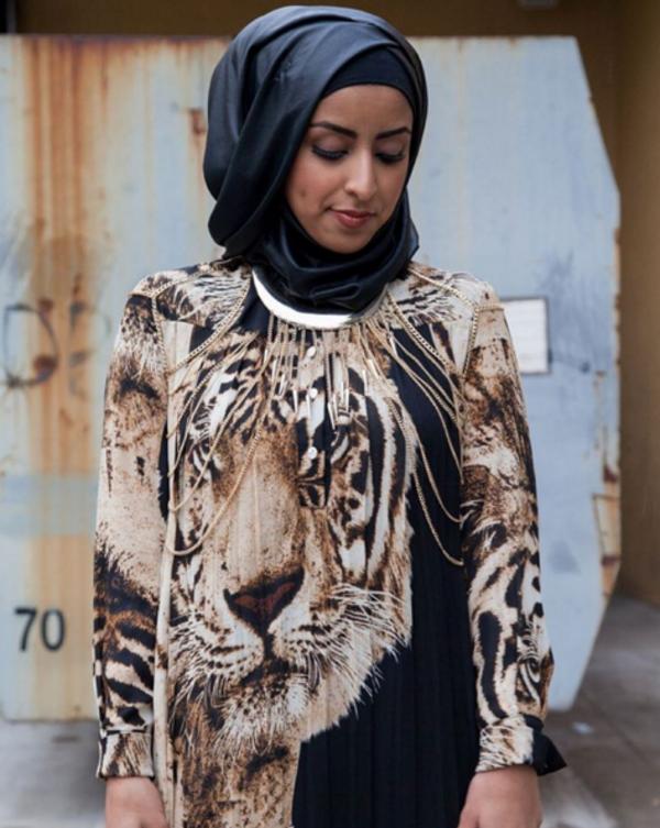 Модерен консерватизъм в ислямския свят на модната блогърка