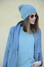 Стилните жени: 50 нюанса синьо