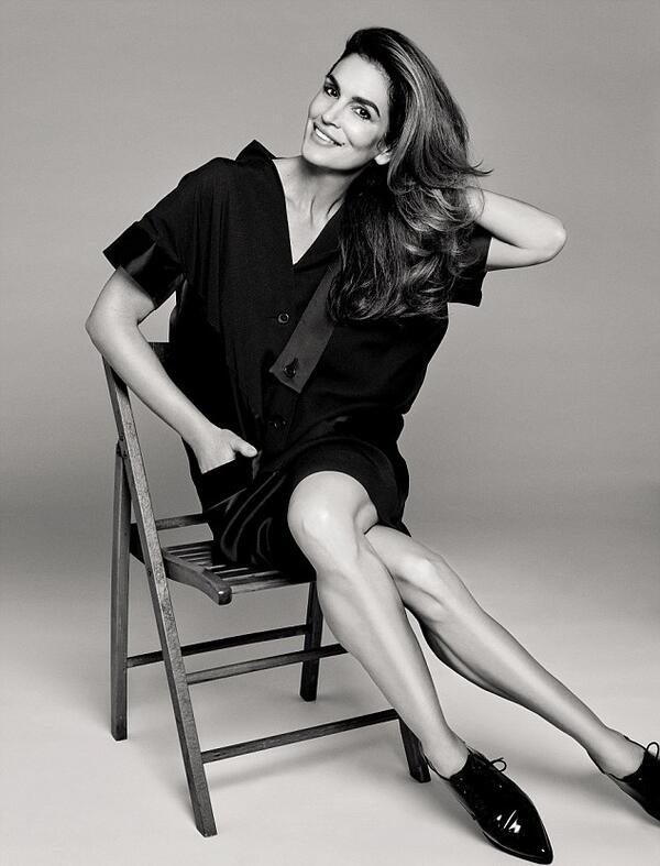 Синди Крауфорд официално слага край на кариерата си на модел