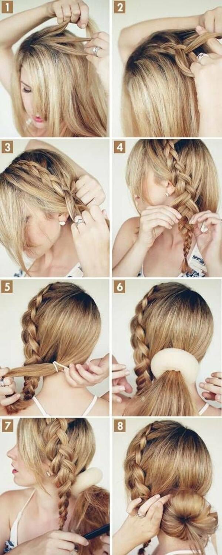 10 креативни идеи за прически с плитки, подходящи за всички коси!