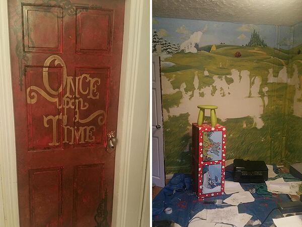 Най-вълшебната детска стая, създадена с много любов и въображение!