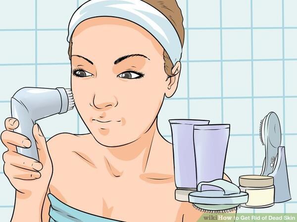 Как да се отървем от мъртвата кожа по лицето и цялото си тяло?