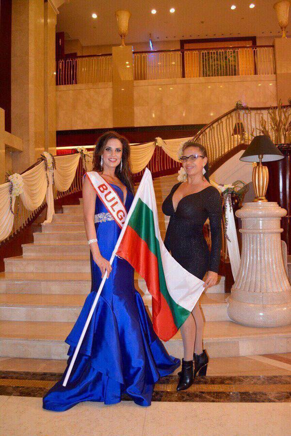 """Десислава Крайчева: Най-красивата омъжена българка в света и постижението ѝ на """"Мисис Свят 2016"""""""