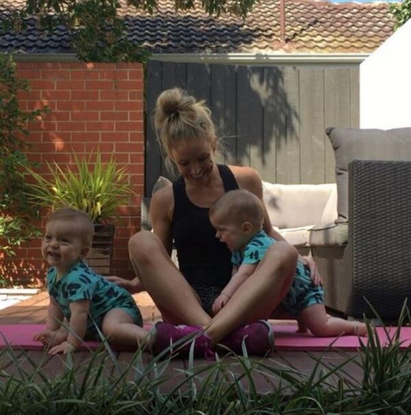 Историята на една майка: Как отслабнах след раждането?