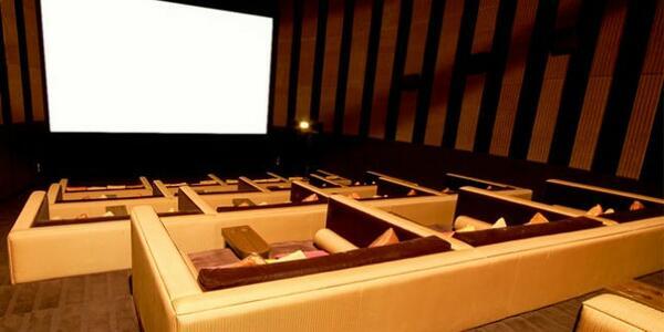 5 луксозни киносалона, където можете да гледате филм в удобно и меко легло