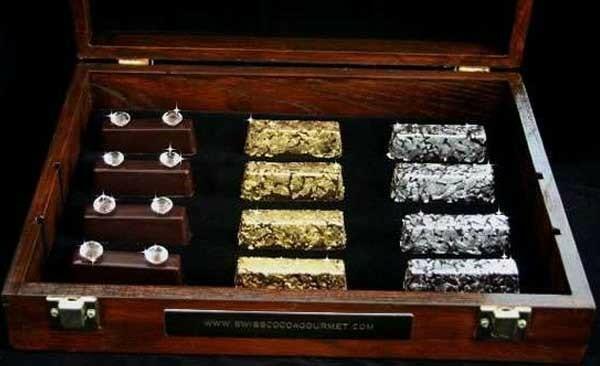Най-скъпите шоколадови бонбони в света