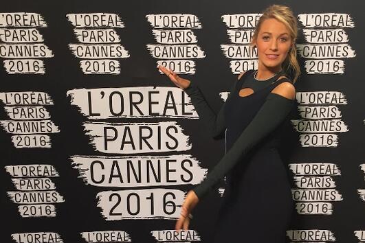 Живот в Instagram: Модните приключения на Блейк Лайвли в Кан