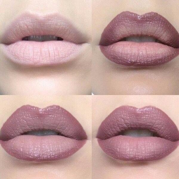 Хитри трикове, които карат устните да изглеждат по-плътни и сочни!