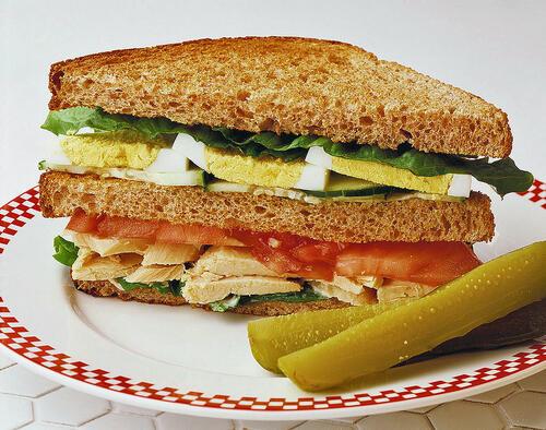3 лесни и полезни сандвича