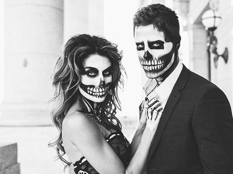 Хелоуин за двойки