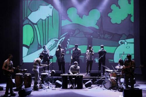 Горещата бразилска джаз формация Nomade Orquestra идва в България