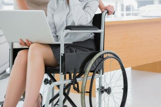 Жените с увреждания са по-дискриминирани от мъжете на работа