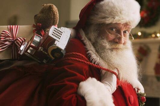 Как наричат Дядо Коледа по света