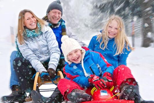 4-те най-добри места за семейна ваканция