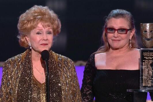 Почина известната актриса Деби Рейнолдс