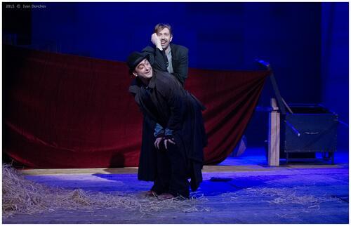 """Новата година в Театър """"Българска армия"""" започва със смях и настроение"""