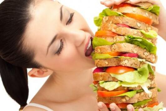 Какво да ядете, когато изпитвате зверски глад?