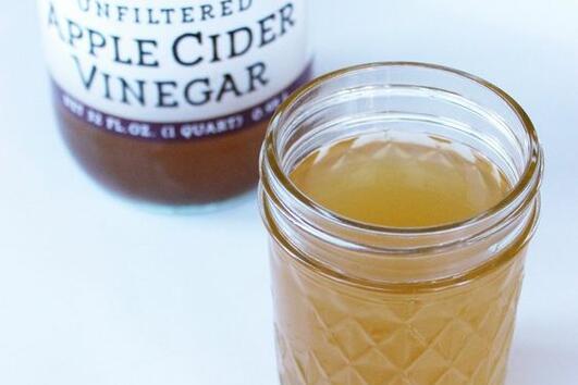5 приложения на ябълковия оцет