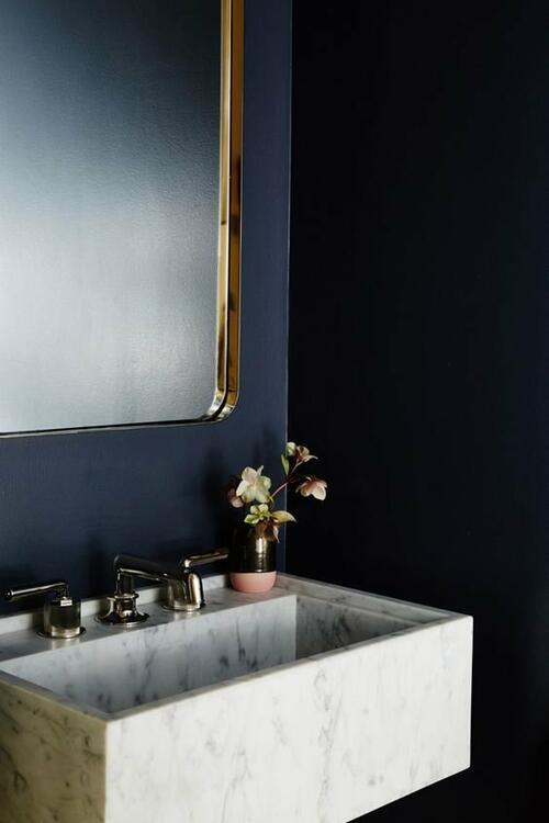 6-те най-модерни цвята в света на баните за 2017г.