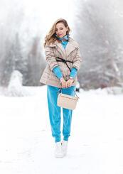 Спортно-елегантен стил за зимата