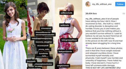 Жени, спасили се от анорексията, и страшно благодарни за всеки килограм!