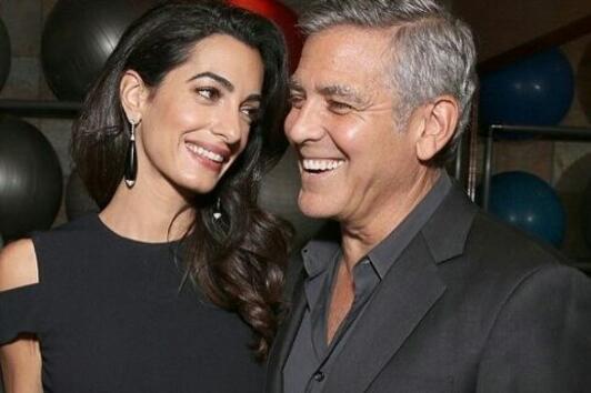 Джордж Клуни и любимата му очакват близнаци