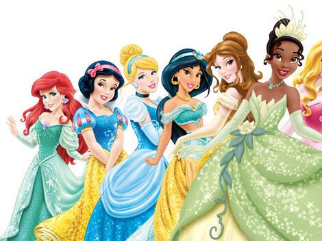 Нов облик на роклите на Дисни принцесите