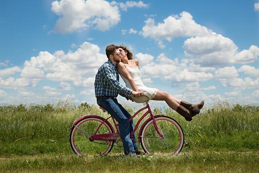8 знака, които показват, че сте срещнали мъжа на живота си
