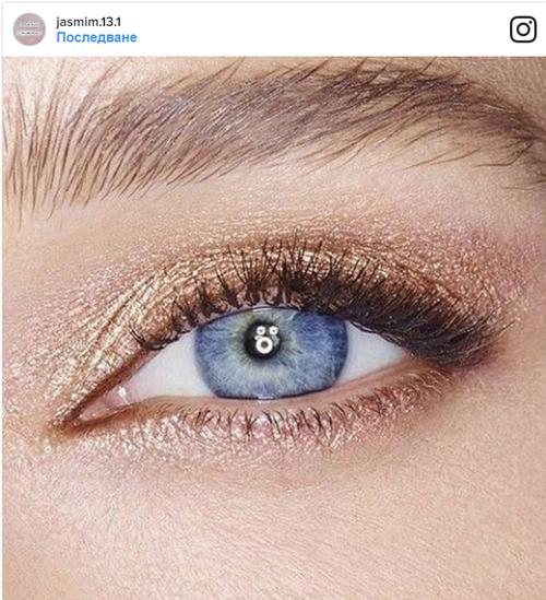 Как да направите очите си да изглеждат по-големи
