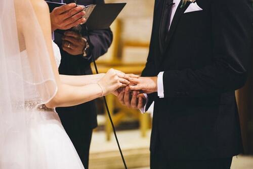 Най-романтичното предложение за брак