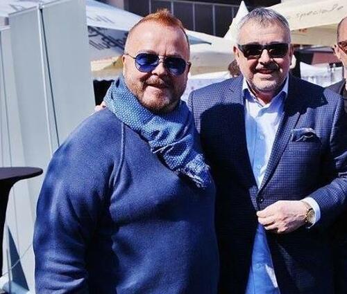 """Италианският стилист Франческо Баяно: """"Българска и италианската мода трябва да се обединят"""