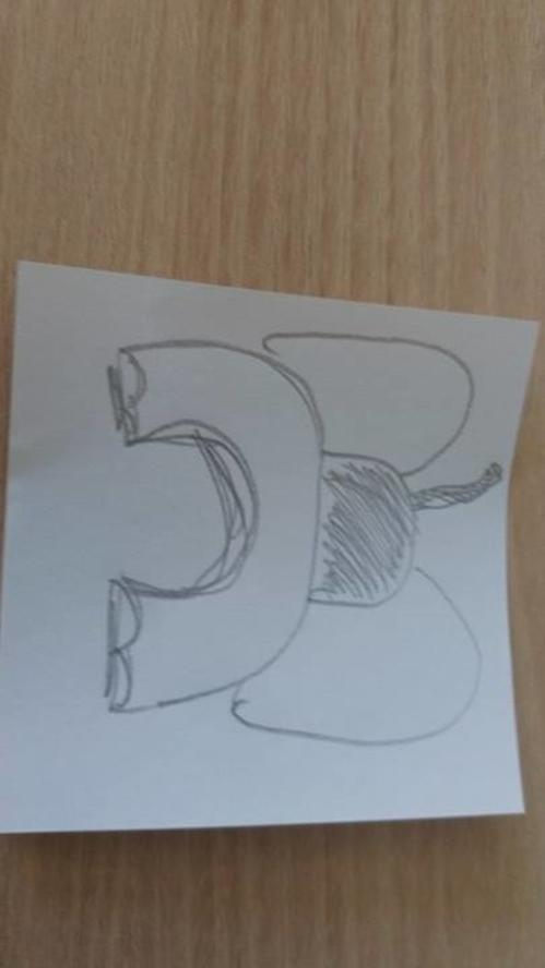 ТЕСТ: Какво говорят несъзнателните ви рисунки за вас?
