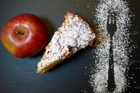 Най-добрата рецепта за ябълков кекс