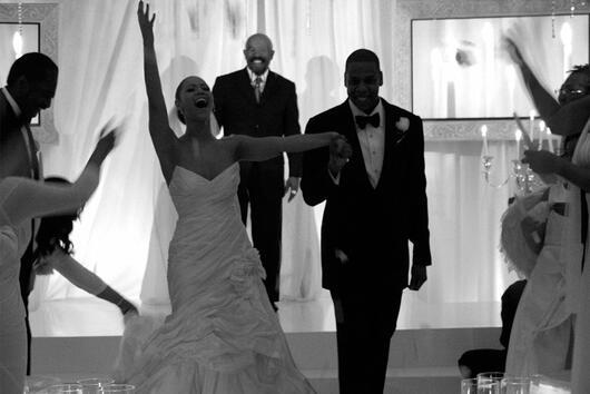 9 малко известни факта за сватбата на Бионсе и Джей Зи
