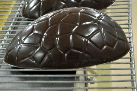 Вкусни шоколадови яйца
