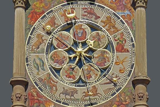 Седмичен хороскоп за периода 18 април- 21 април 2017г.