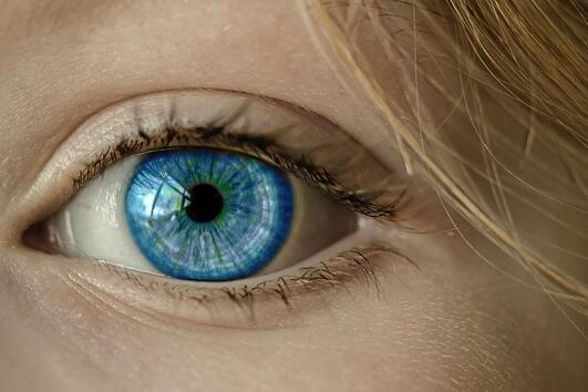 Какво могат да кажат очите за здравето ви