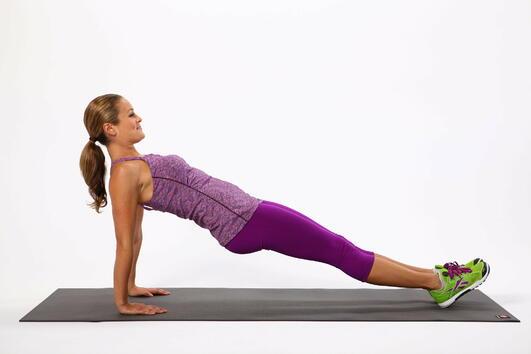 Най-доброто упражнение за изгаряне на мазнини и подобряване на стойката