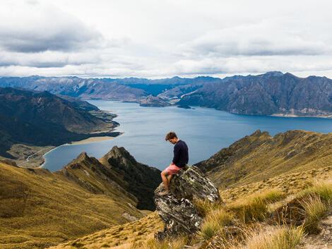 Нереалната красота на Нова Зеландия