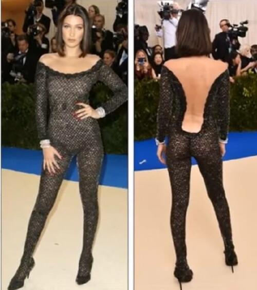 Едно от най-бляскавите модни събития Mеt Gala (Снимки)