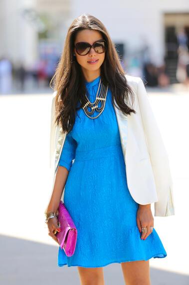 Елегантни в синьо