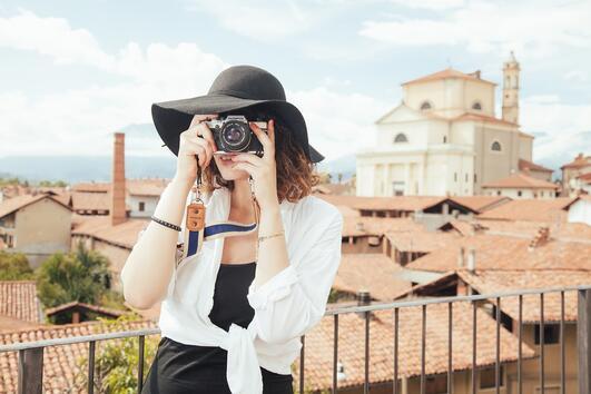 Съвети как да си направите перфектните снимки, когато пътувате