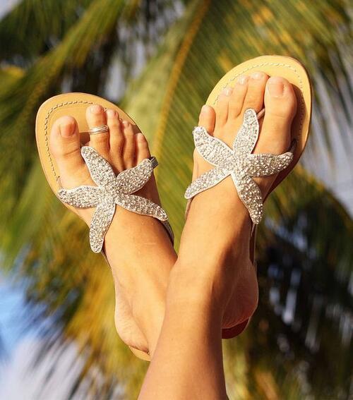 Плюсове и минуси на летните обувки