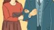 Начинът, по който държите ръцете си с партньора си, разкрива много за връзката