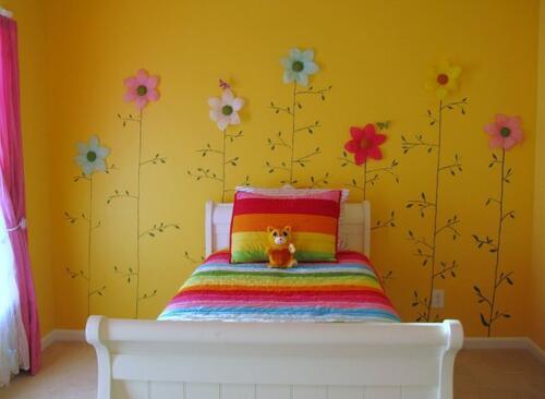 3 изключителни цвята за идеалната детска стая