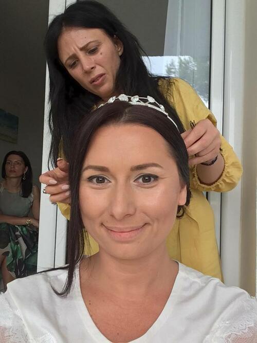 Наталия Кобилкина отново е госпожа! Омъжи се за втори път! (СНИМКИ)