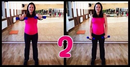 5 безопасни упражнения за бременни жени