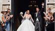 """Как изглежда роклята за 1 милион евро, с която се омъжи наследницата на """"Сваровски""""? (СНИМКИ)"""