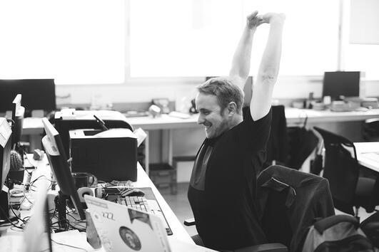 Как да се издигнете по-бързо в кариерата си в голяма корпоративна компания?